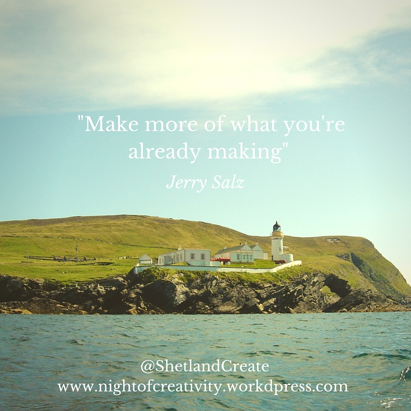 -Make more of what you're already making-