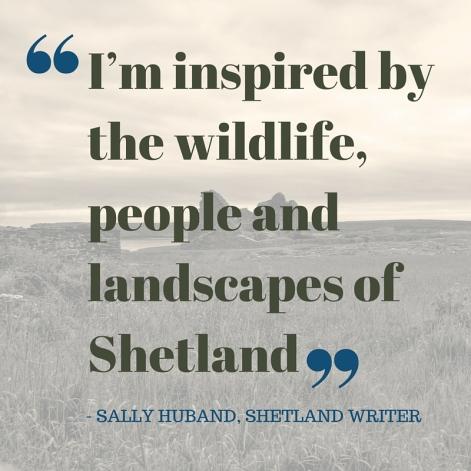 shetland creative quote