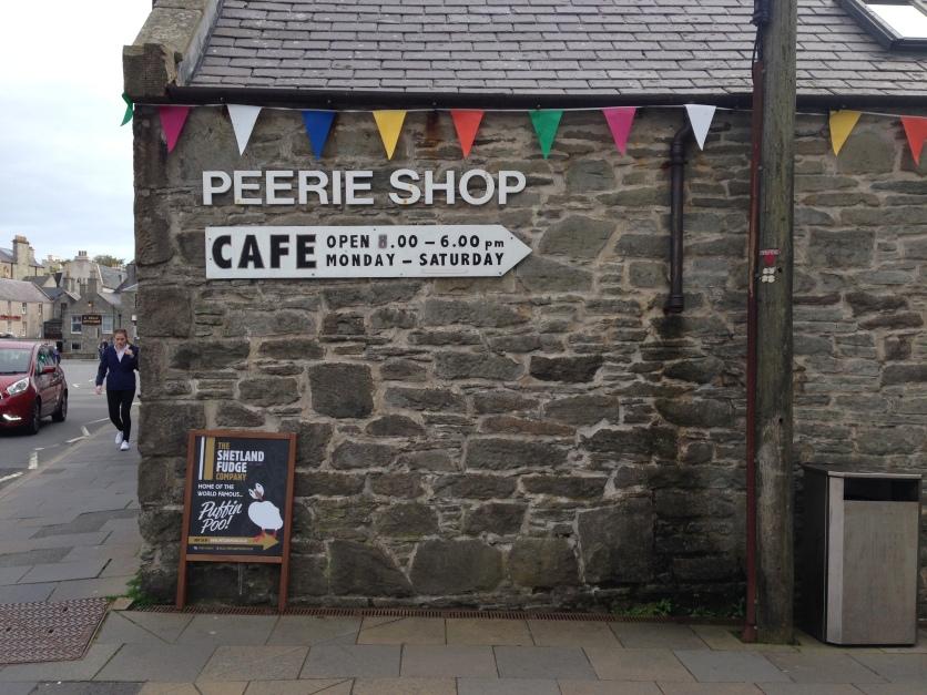 Peerie Shop
